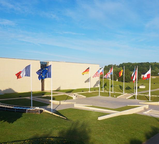 The Caen Mémorial Museum